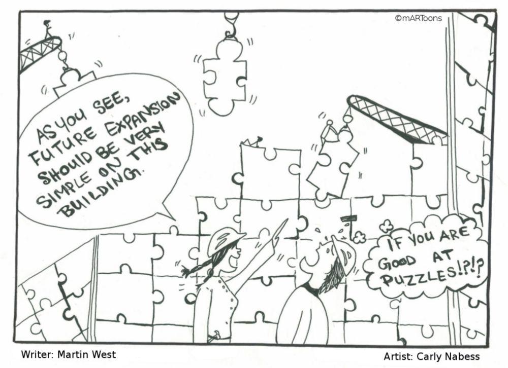 MT#355 Puzzle Building