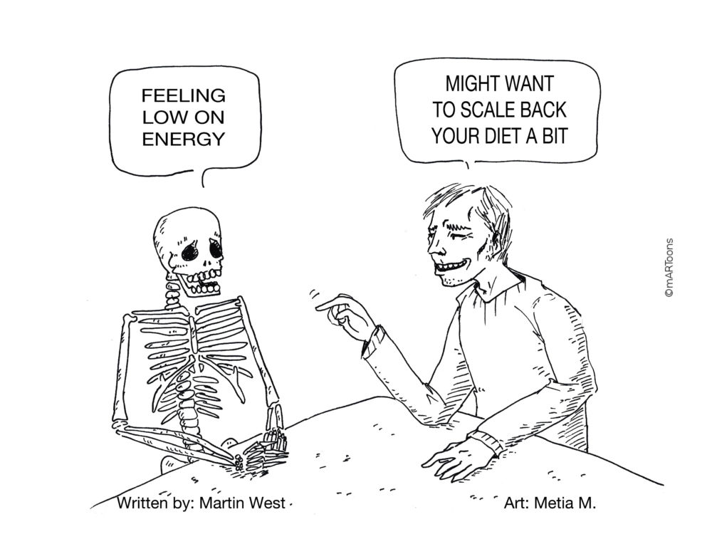 MT#395 Skeleton Diet