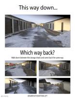 MT #575- Storage Sheds