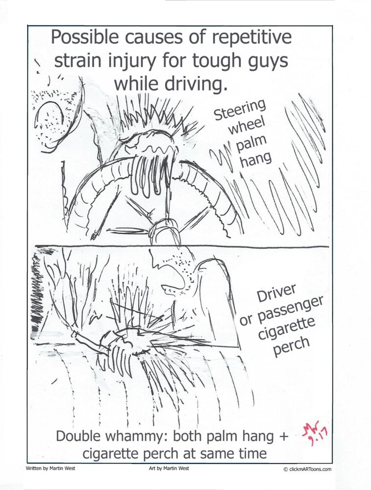 MT#504 Tough Guys Who Drive