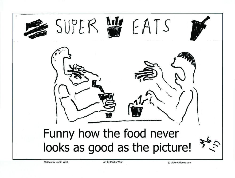 MT#530 Super Eats