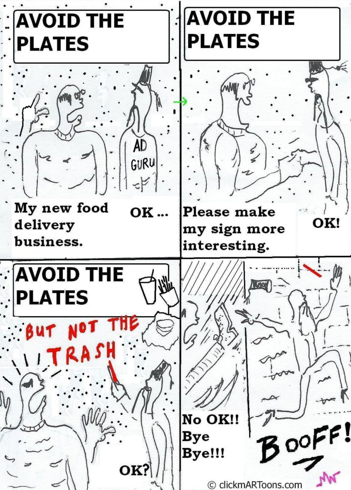 MT#536 Avoid the Plates