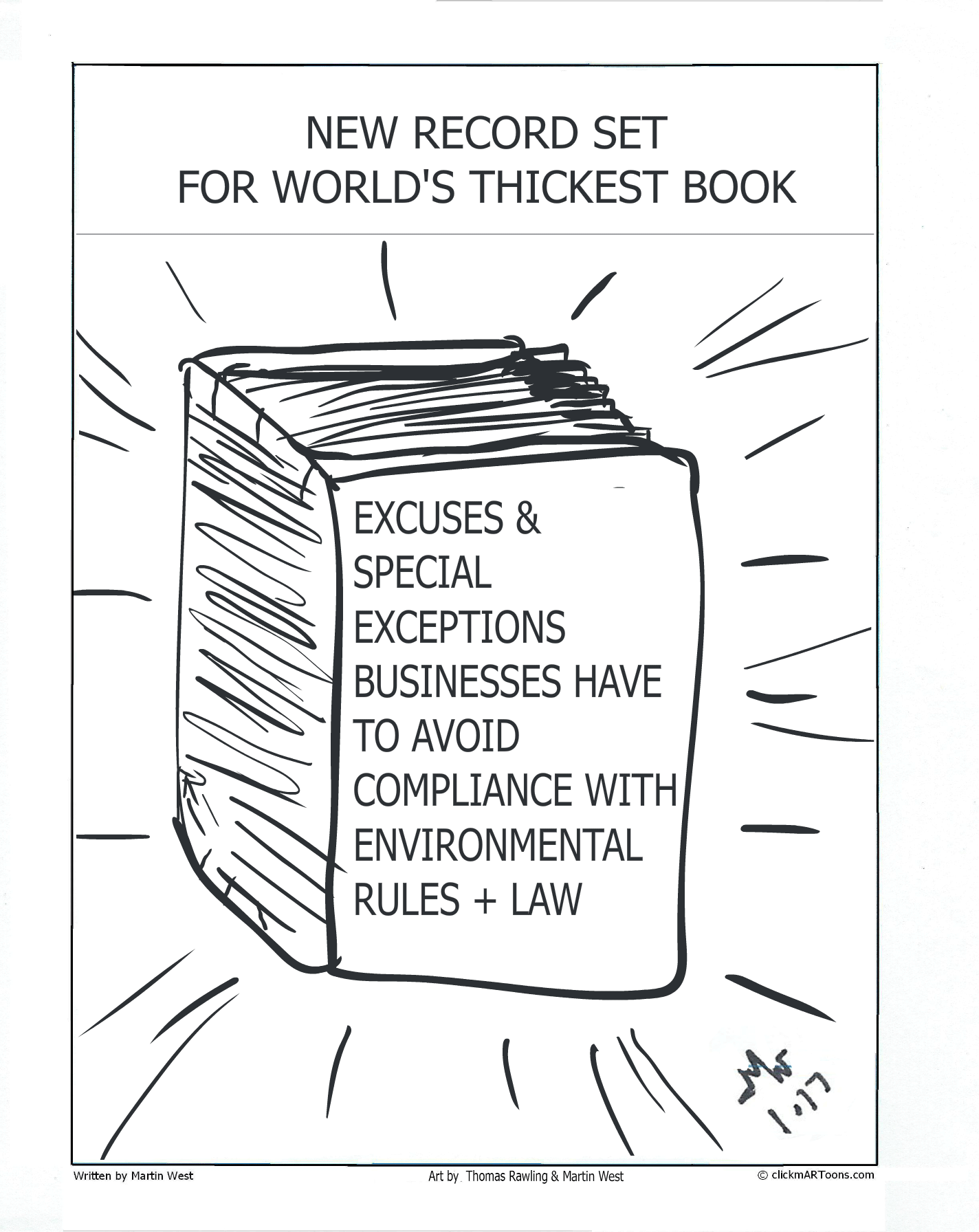 MT#628 Thick Book