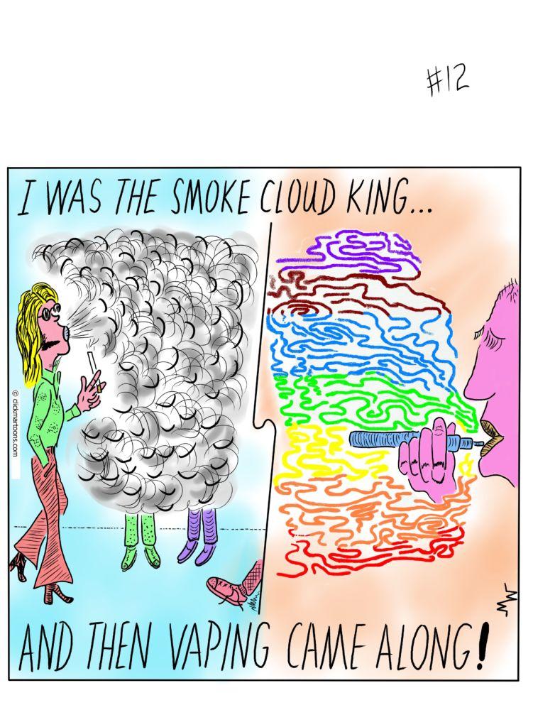 MT#665 Smoking Calendar #2