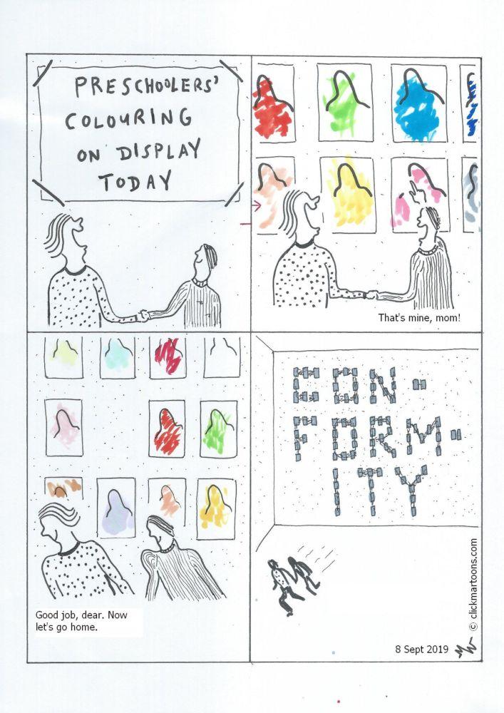MT#719 Conformity