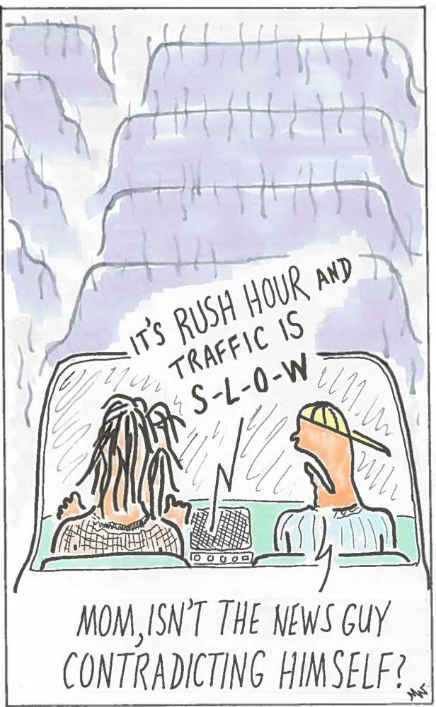 MT#724 Rush Hour