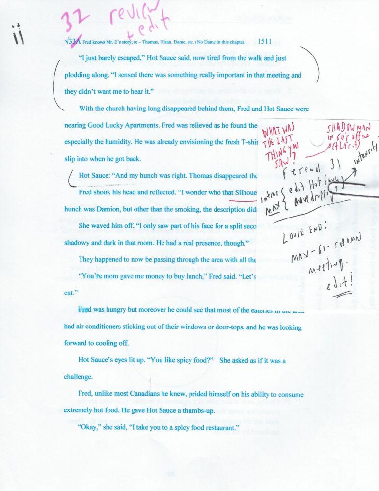 MT#1048 Art of Editing #4 of 4
