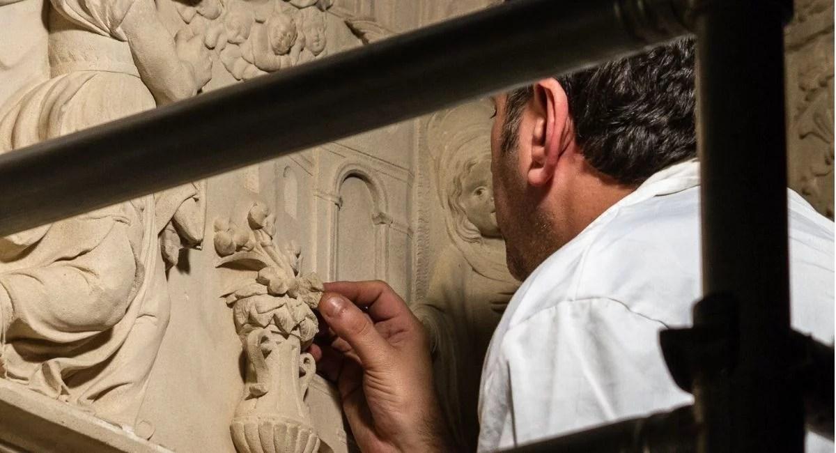 Inscrições abertas para o II Seminário de Arte e Restauro| Pinturas parietais da Capela de São Miguel Arcanjo: novas perspectivas