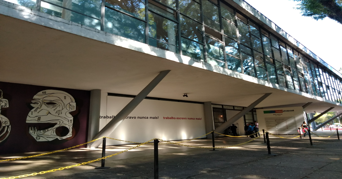 Museu Afro Brasil contrata Estagiário (a) em planejamento Curatorial