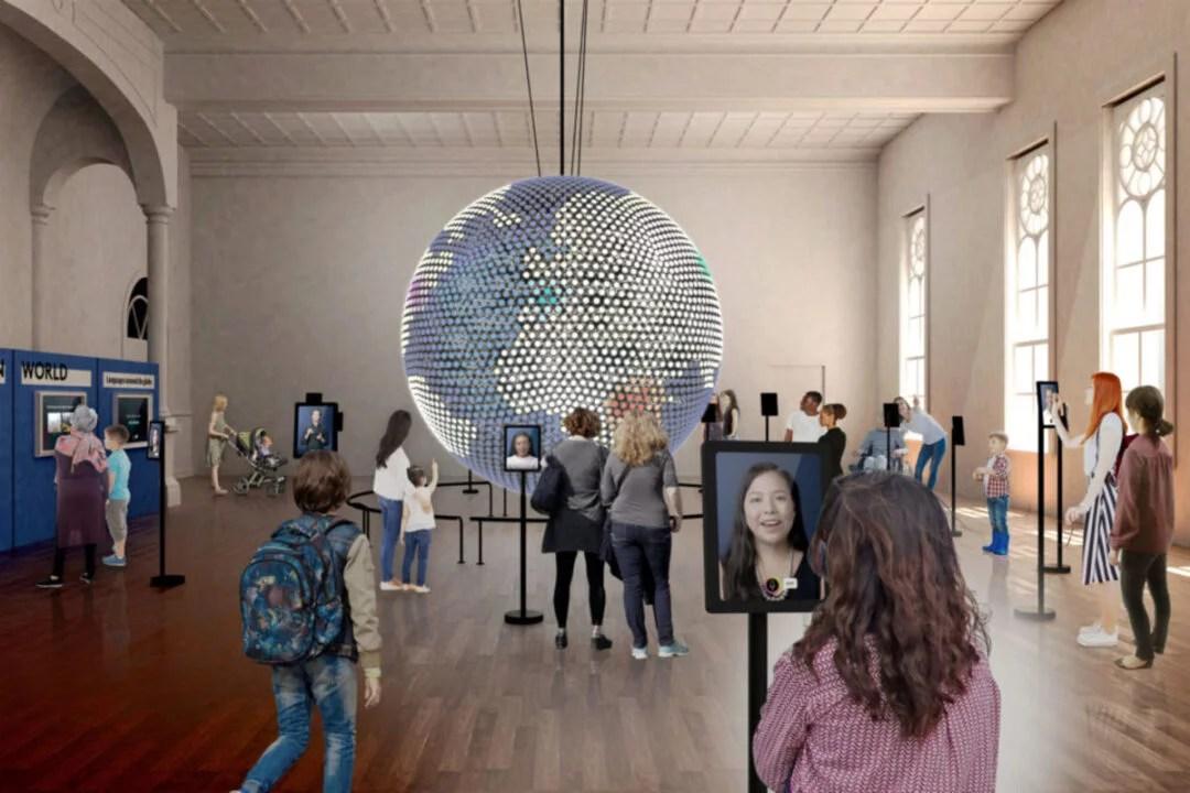 Primeiro Museu atividado por voz do mundo