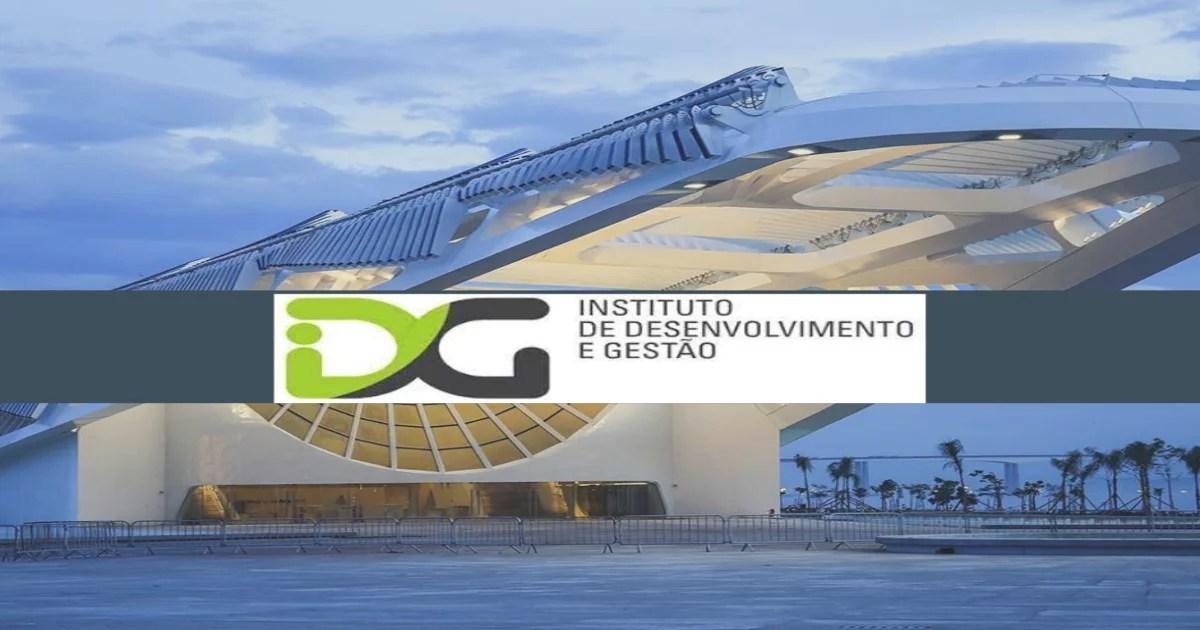 Instituto de Desenvolvimento e Gestão-IDG/ Museu do Amanhã contrata Analista de Comunicação Pleno | Vaga Exclusiva para Pessoas Negras