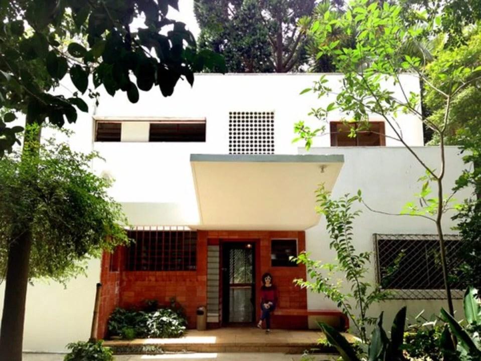 A primeira Casa Modernista do Brasil está na Cidade de SP