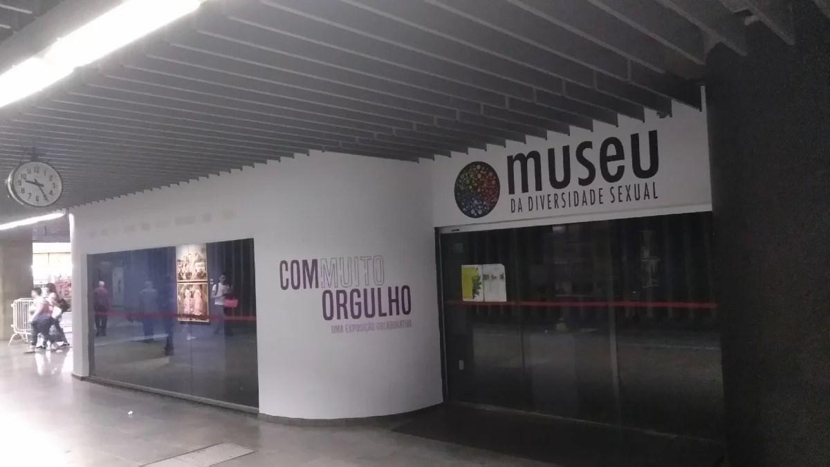 Conheça o Museu da Diversidade Sexual de SP