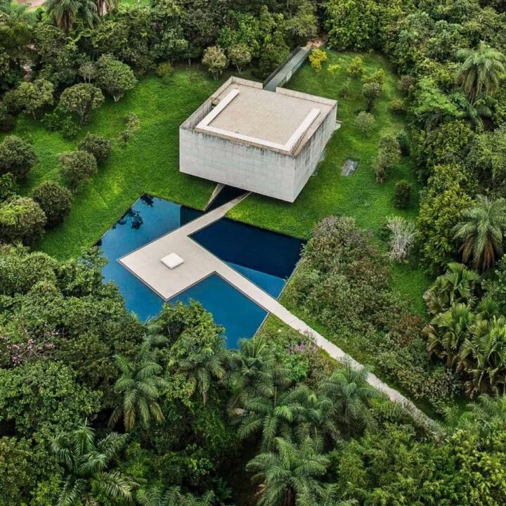 Instituto Inhotim – Maior museu a céu aberto do mundo