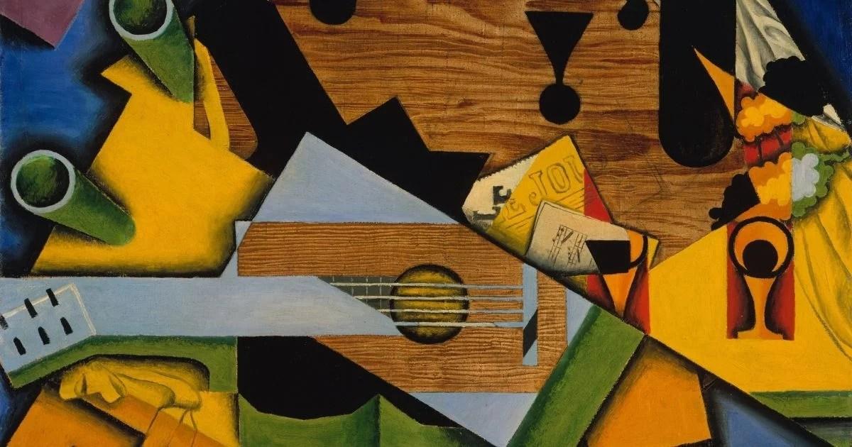 Vida e Obra de Pablo Picasso