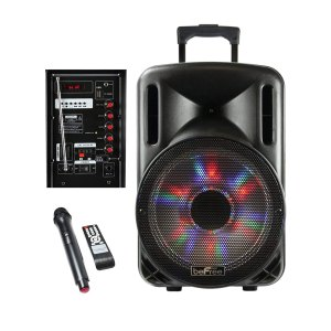 Bluetooth Portable PA Party Speaker