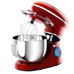 Red Food Stand Mixer