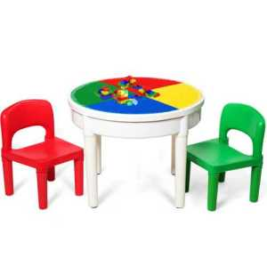 3-in-1 multifunctional play table