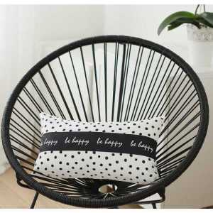 Dots Printed Pillow Cover