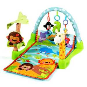 4-in-1 Baby Play Mat