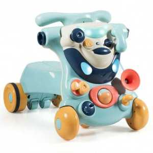 Baby-Walker with Activity Center