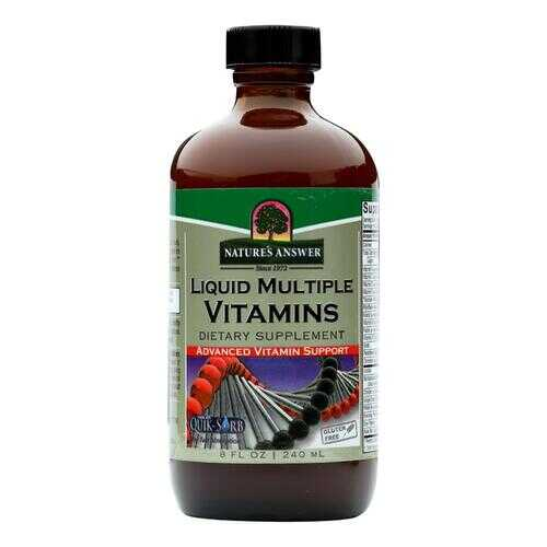 Nature's Answer Multiple Vitamins