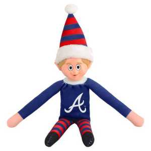 Atlanta Braves Plush Elf with free and fast home delivery