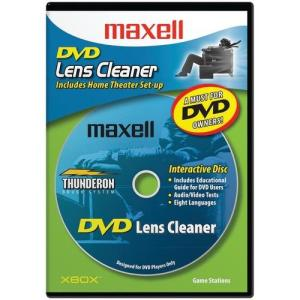 Maxell Dvd Lens Cleaner with fast and free shipping worldwide