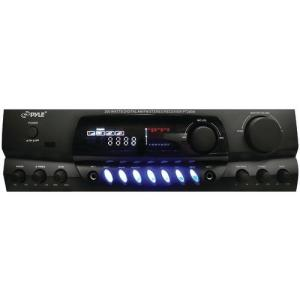Pyle 200W Digital Stereo Receiver with free and fast shipping worldwide