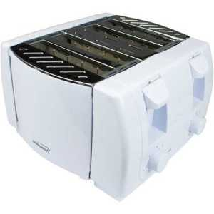 Brentwood Appliances Toaster (White)