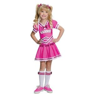 Barbie Cheerleader Toddler Costume with free and fast home shipping