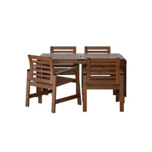 Entertainer 7 Piece Outdoor Dining Setting