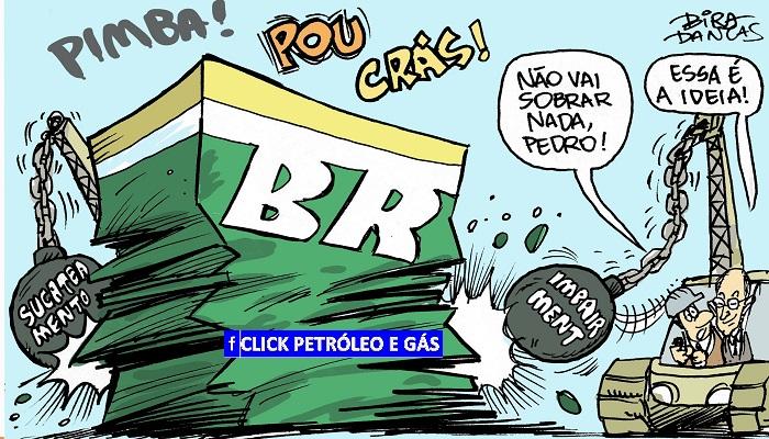 Resultado de imagem para A Petrobrás do soldador ao presidente