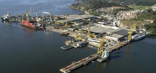 Estaleiro do Rio de Janeiro ressuscitou e 3 navios já foram encomendados