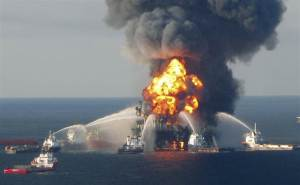 Drillship has exploded yesterday and 2 brazilian workers died on sea oil field