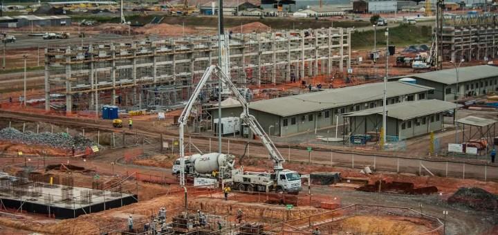 Petrobras confirma Comperj