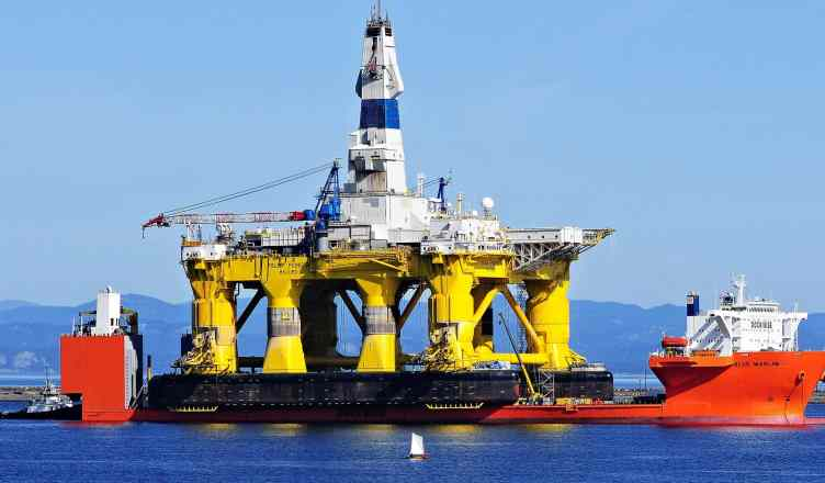 petroliferas do pré-sal