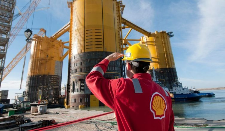 Shell Macaé offshore