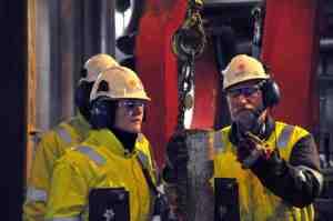 empresas de óleo e gás contratando hoje