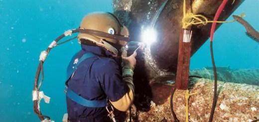 mergulho profissional