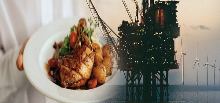 offshore catering Brazil hiring