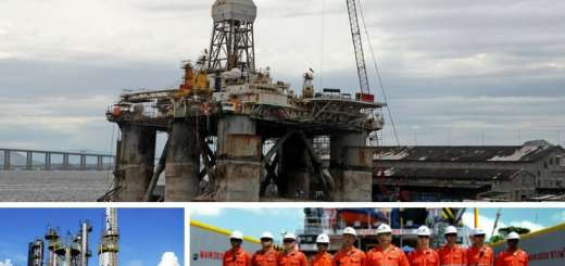 obras e refinarias industria