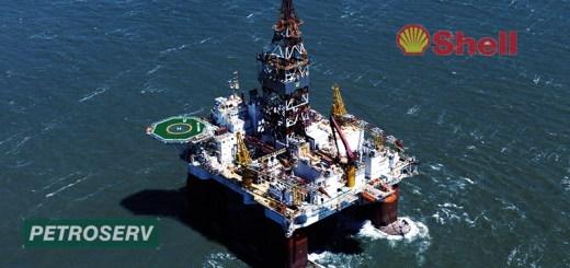 Shell e Petroserv trabalham juntas agora