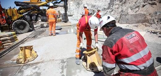 empregos e obras em empresa mineradora