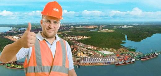 Construção do Porto São Luís vai gerar 4 mil diretos