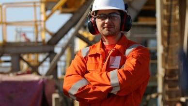 petróleo offshore recursos humanos