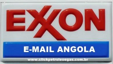 Exxonmobil e-mail angola vaga