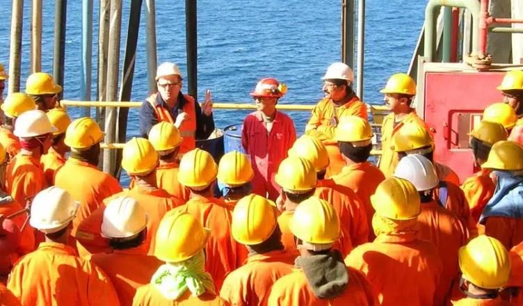 Brasil Global Energy Talent offshore