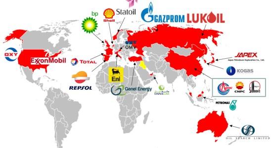 petroleiras lista offshore petroleo