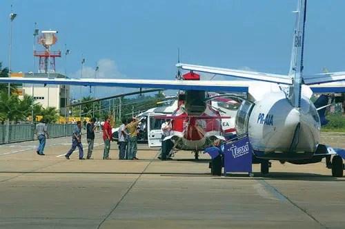 Resultado de imagem para aeroporto de Macaé
